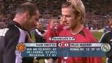 Cuộc chạm trán đỉnh cao giữa David Beckham và Ronaldo béo
