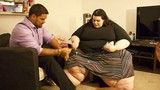 Cô gái giảm 127kg trong một năm bằng cách nào?