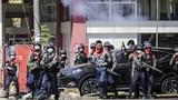 Quân đội Myanmar yêu cầu không nổ súng vào người biểu tình