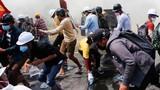 Diễn biến mới nhất cuộc biểu tình ở Myanmar