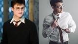 """Trai đẹp """"6 múi"""" gây sốt vì giống Harry Potter"""