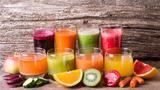 Thời điểm uống nước ép hoa quả tốt cho sức khỏe
