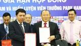 Ký hợp đồng mới với VFF, HLV Park Hang-seo nói gì?