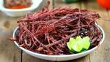 Những món thịt khô được lùng mua nhiều dịp Tết