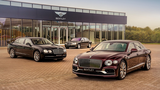 Chi tiết xe siêu sang Bentley Flying Spur thứ 40.000 xuất xưởng