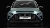 Crossover Hyundai Bayon giá rẻ hoàn toàn mới lộ diện