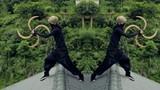 Đã mắt với màn trình diễn đỉnh cao của các siêu Ninja