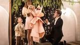 Thu Thủy nức nở khi bạn trai kém 10 tuổi cầu hôn
