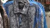 Mẫu áo của trùm ma túy Mexico bán đắt như tôm tươi