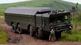 Lộ diện hệ thống tên lửa Bastion-P Nga ở Việt Nam