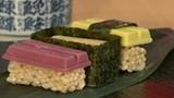 Độc đáo chocolate sushi cho ngày lễ Valentine