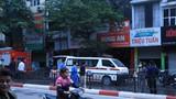 Hiện trường vụ cháy cửa hàng trên phố Tôn Đức Thắng khiến 4 người chết