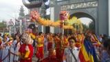 Ảnh: Tưng bừng khai Hội xuân Yên Tử 2017