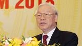 Tổng Bí Thư: Kiên quyết đấu tranh loại bỏ những người tham nhũng