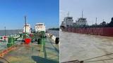Vụ buôn lậu xăng giả ở Đồng Nai: Bắt hai thuyền trưởng bỏ trốn