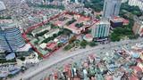Toàn cảnh khu đất khách sạn Kim Liên sắp đấu giá