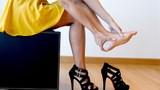 Bí quyết chữa đau gót chân hiệu quả cho người đi giày cao gót