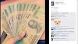 Dân mạng ngán ngẩm với thói khoe của trên Facebook của Thúy Vi