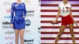 Những khoảnh khắc 'chân dài' của Taylor Swift