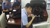 Cảnh sát chơi điện tử hăng say trong giờ và nguyên nhân đáng ngưỡng mộ