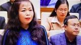 ĐBQH Vũ Thị Lưu Mai: Lấy phiếu tín nhiệm cần thiết thực, tránh hình thức