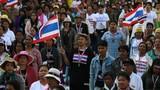 Người biểu tình Thái vây các bộ, đe dọa thị trường chứng khoán