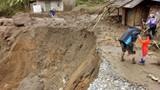 Sạt lở đất ở Lai Châu: 12 người chết và mất tích