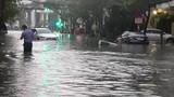 Mưa khủng khiếp nhiều tiếng, Đà Nẵng ngập lụt chưa từng thấy