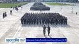 Video: Toàn cảnh cuộc duyệt binh hoành tráng của QĐND Lào