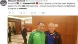 Nhà báo Iraq: U23 Việt Nam đã đánh bại U25 Iraq