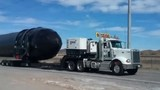 Tên lửa khổng lồ Mỹ bất ngờ xuất hiện ở Vùng 51 bí ẩn