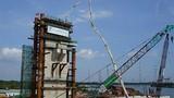 Dự án ngăn triều chống ngập 10.000 tỉ không còn thi công xuyên Tết