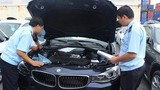 Hàng chục ôtô, xe máy nhập khẩu bị tẩy xóa số khung