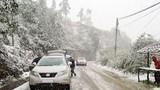 Lái ôtô trên đường mưa tuyết, tài xế Việt cần chú ý những gì?