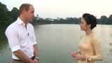 Hậu trường thú vị của cuộc trò chuyện với Hoàng tử William