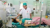 Cứu sống bệnh nhân bị chồng hoang tưởng đâm 10 nhát