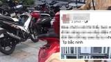 Thiếu nữ 9X xúc phạm Cảnh sát giao thông trên Facebook