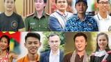 Lộ diện 10 gương mặt trẻ Việt Nam tiêu biểu năm 2019