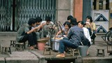 """Ảnh """"không đụng hàng"""" về hàng quán vỉa hè Sài Gòn năm 1991"""