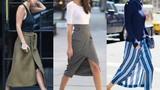 8 cách phối chân váy cùng giày cực xinh cho nàng xuống phố