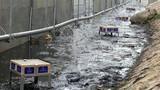 """""""Bảo bối"""" của Nhật Bản xử lý bùn siêu nhanh, hồi sinh sông Tô Lịch"""