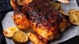 Video: Nướng gà nguyên con với xì dầu, tỏi ớt