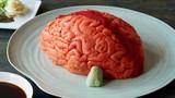 Video: Sushi cá hồi bộ não khiến tín đồ ẩm thực cũng phải rợn người