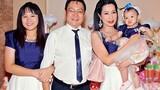 Ông xã Trịnh Kim Chi theo vợ về ở rể