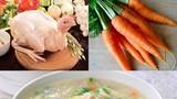 6 cặp thực phẩm kết hợp với nhau sẽ sinh đại bổ cho sức khỏe