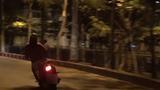 """Video: Rùng mình với pha cua kinh điển của chị em """"Ninja Lead"""""""