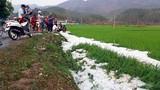Sơn La: Mưa đá lớn nhất trong lịch sử hàng trăm hộ dân bị thiệt hại