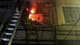 Cảnh sát hi sinh khi đang chữa cháy nhà dân ở TP.HCM