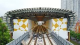 Nhếch nhác dự án đường sắt Cát Linh - Hà Đông trước ngày chạy thử