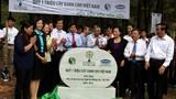 Trồng hơn 5.600 cây xanh tại Khu Di tích lịch sử Ngã Ba Đồng Lộc